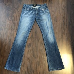 Lucky brand jeans Cate Boot size 4